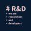 R&D, inc.